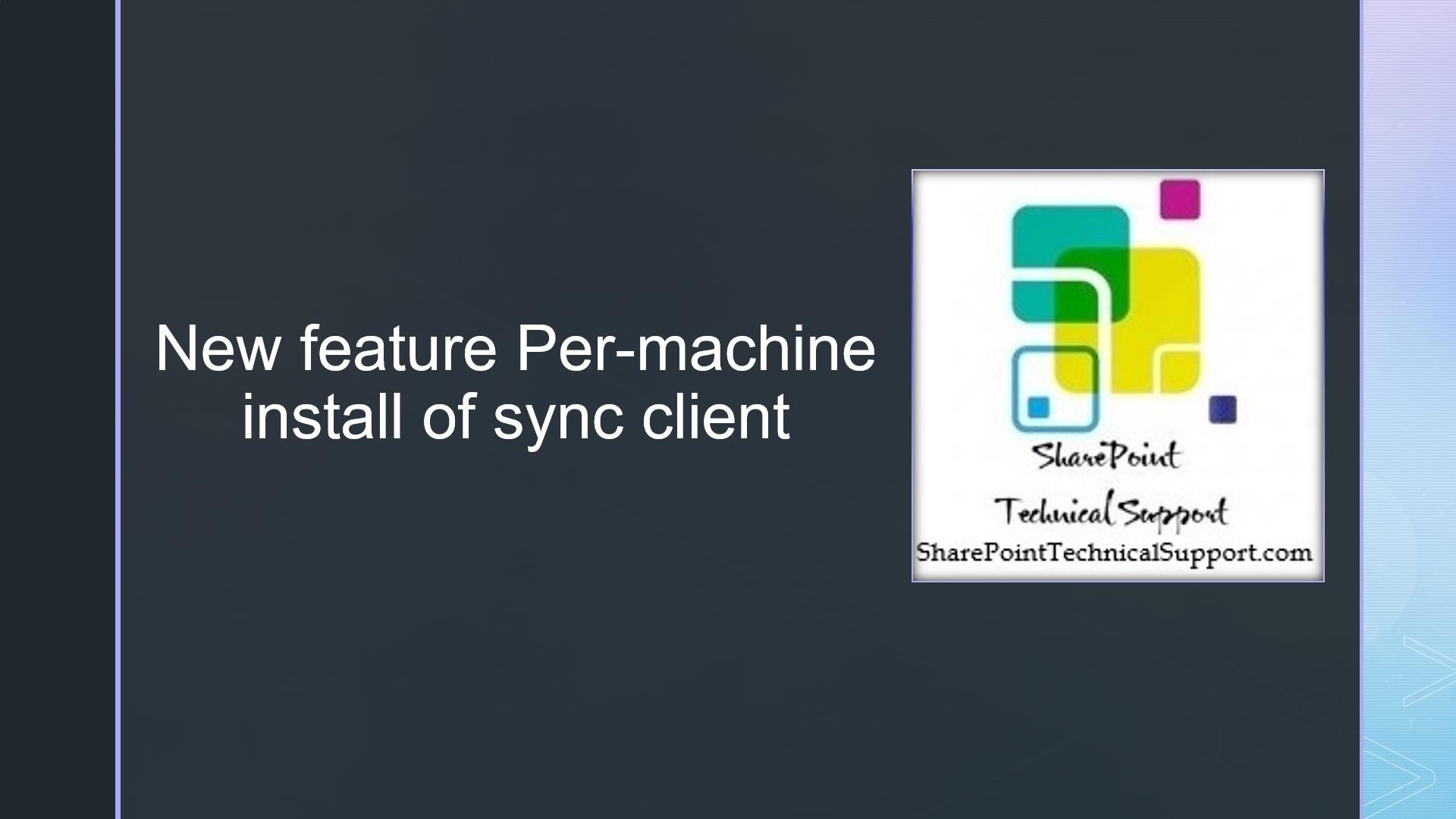 Site | SharePointTechnicalSupport